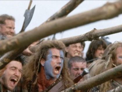 Поборись за Шотландию!