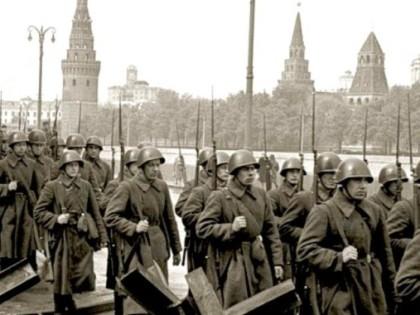 Не сдать Москву!