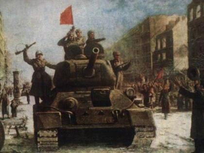 Борьба за Восточную Европу!