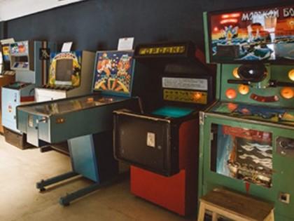 Первый турнир по игре на советских игровых автоматах