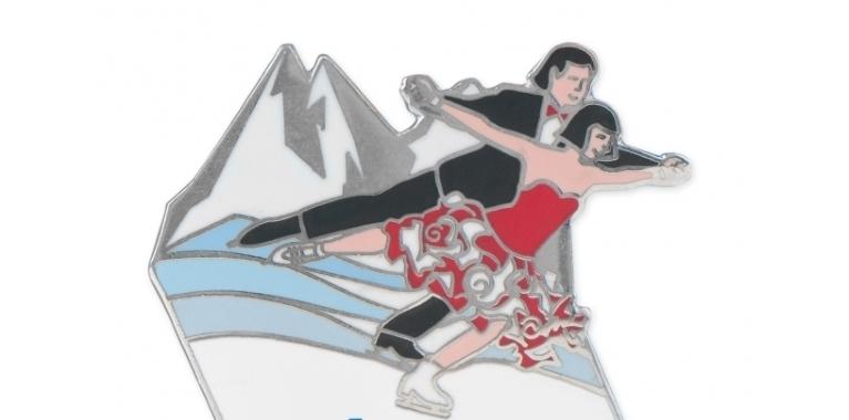 Пофигурь на коньках